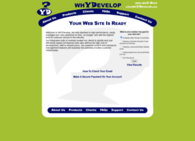 whydevelop.com
