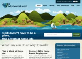 whydowork.com