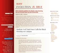 whyevolutionistrue.wordpress.com