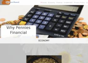 whypenniesfinacial.com