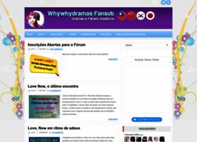 whywhydramasfansub.blogspot.com