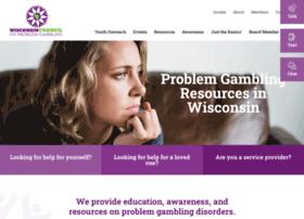 wi-problemgamblers.org