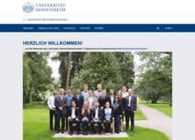 wi1.uni-hohenheim.de