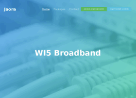 wi5broadband.sistomicipl.com