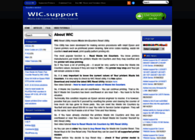 wic.support