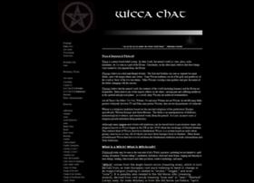 wicca-chat.com