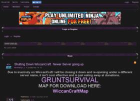 wiccancraft.enjin.com