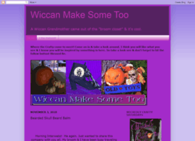 wiccanmakesometoo.blogspot.com