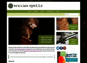 wiccanspells.info