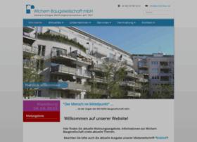 wichernbau.de