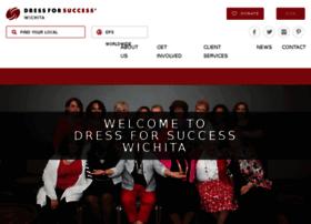 wichita.dressforsuccess.org