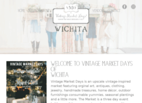 wichita.vintagemarketdays.com