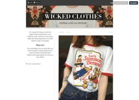 wickedcloth.es