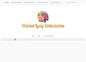 wickedladycollectables.co.uk