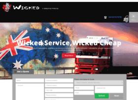 wickedlogistics.com.au