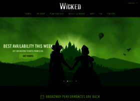 wickedthemusical.com
