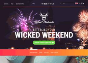 wickedweekends.co.uk