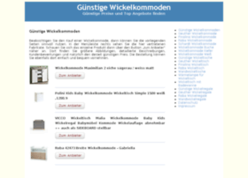 wickelkommoden-wickeltische.de