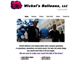 wickelsballoons.com
