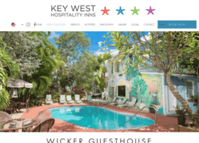 wickerguesthouse.com
