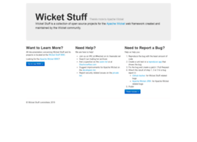 wicketstuff.org