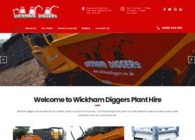 wickhamdiggers.co.uk