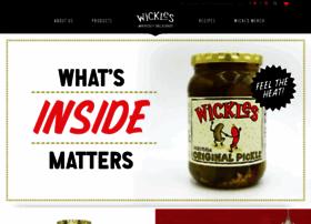 wicklespickles.com