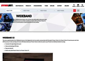 widebandcommander.com