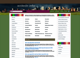 widedir.info