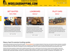 wideloadshipping.com