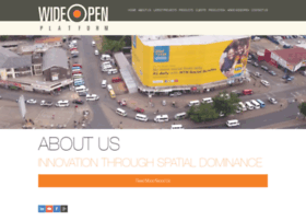 wideopenplatform.com