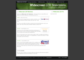 widescreenlcdtelevisions.co.uk