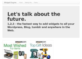 widget-engine.com