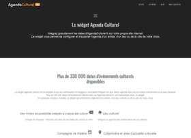 widget.agendaculturel.fr
