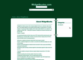 widgetbucks.com