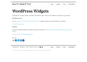 widgets.wordpress.com