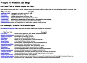 widgetscode.com