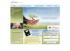 widow.com