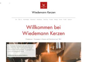 wiedemann-kerzen.de