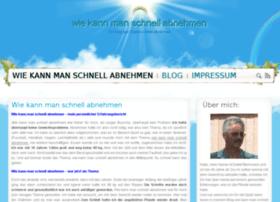 wiekannmanschnellabnehmentipps.de
