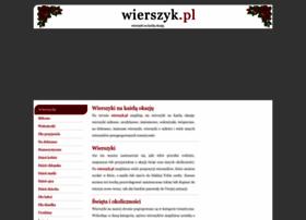 wierszyk.pl