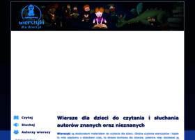 wierszykidladzieci.pl
