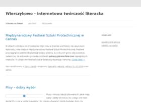 wierszykowo.com