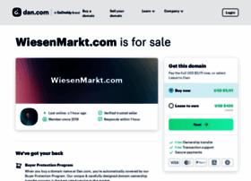 wiesenmarkt.com