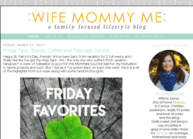wifemommyme.com