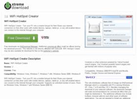 wifi-hotspot-creator.xtremedownload.com