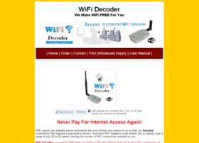 wifidecoder.com