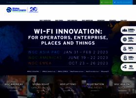 wifiglobalcongress.com
