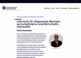 wifo1.bwl.uni-mannheim.de
