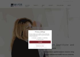 wifor.de